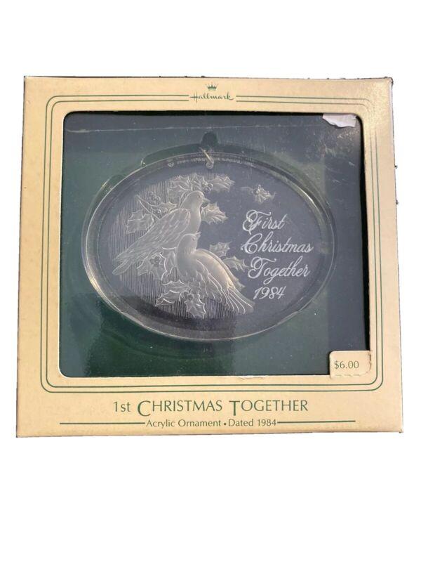 Hallmark 1st Christmas Together 1984