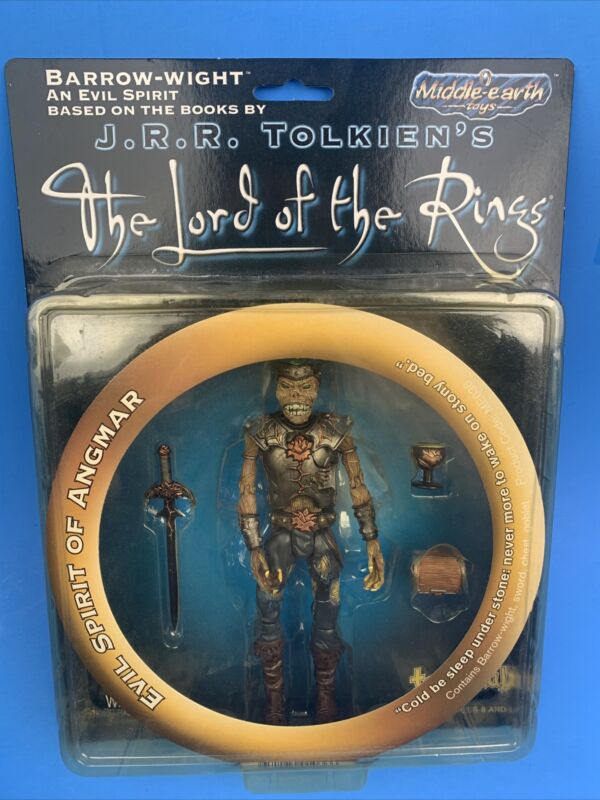 Barrow Wight Evil Spirit of Angmar Middle Earth toys Lord of the Rings Toy Vault