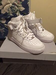 Airforce 1s high tops