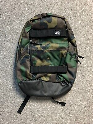 NIKE SB COURTHOUSE BACKPACK FOREST CAMO BA5438 223