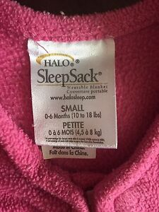 Sleep sack 0-6 months