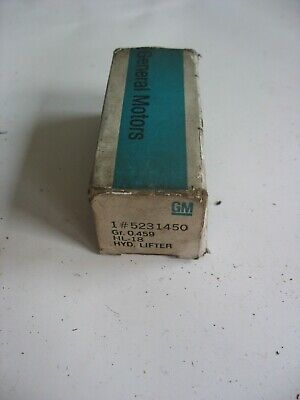 New NOS GM 1950-53 Chevy Bel Air 235 Hydraulic Valve Lifter 5231450