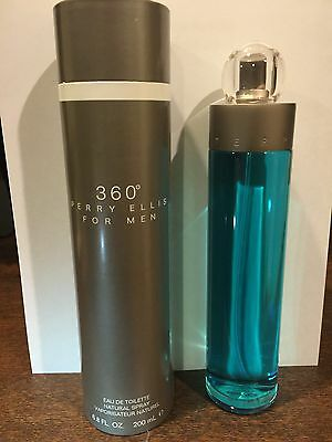 360   Perry Ellis   Cologne For Men   6 7   6 8 Oz   Brand New In Box