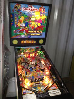 PINBALL MACHINES WANTED ANY AGE OR CONDTION anywhere in nsw Erina Gosford Area Preview