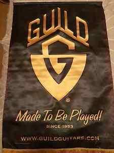 Guild Guitars flag pendant Beverly Hills Hurstville Area Preview