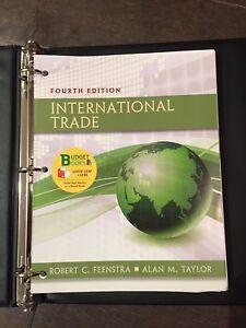 International Trade Textbook