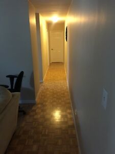 One room sublet in 2 bedroom apartment