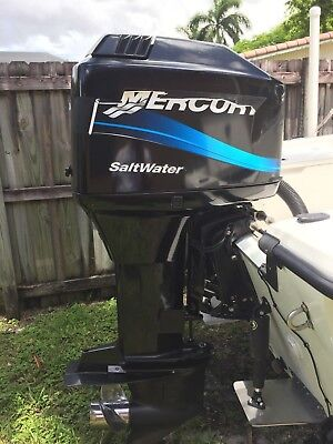 "NEW LOWER PRICE ! Mercury 150 hp XL 25"" shaft outboard motor"