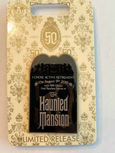 Disney Parks Haunted Mansion Glow Limited Plush Host /& Hostess New with Box