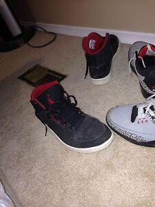 Air Jordan's size 11