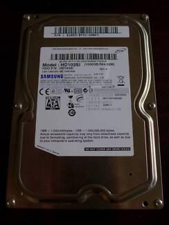 Samsung EcoGreen NAS hard drive 1TB, 5400rpm, 32mb cache