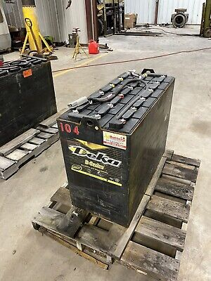 Repower 18-85-21 forklift battery