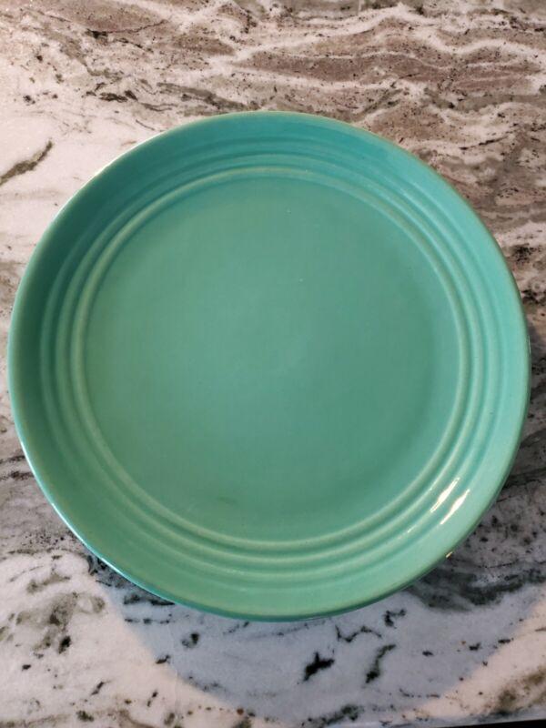 Vintage Bauer-Los Angeles 15 Inch Ringware Platter-Green
