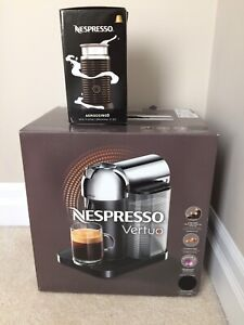 Nespresso Vertuo  and frother- brand new in the box