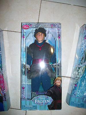 Classic Doll Kristoff Anna Friend 12