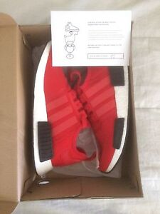 Adidas NMD R1 clear red Dakabin Pine Rivers Area Preview