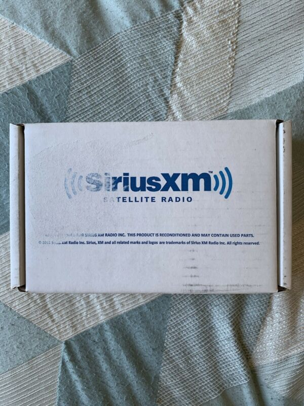 Gently Used XM Radio Snap XSN1V1 SiriusXM FREE SHIPPING!