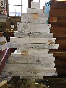 Wooden Rustic Trees