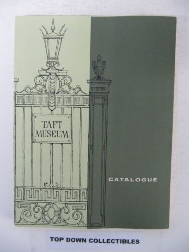 Taft Museum Catalogue Cincinnati Institute Of Fine Arts
