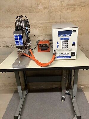 Miyachi Welder Hf25 Excellent Condition...never Used