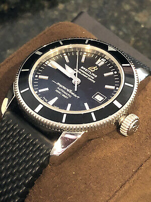 Breitling Superocean Heritage 42 A1732124 Excellent Condition w/ Box and Papers