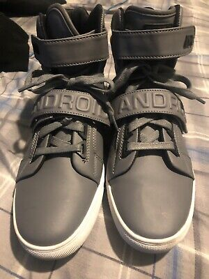 Mens AH Android Homme Propulsion Gray AHB-M121100-PH Sneakers Shoes Size 8