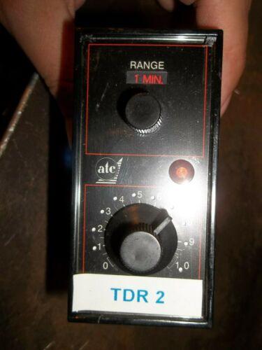 ATC 328E200F10XX TIME DELAY RELAY (F5)