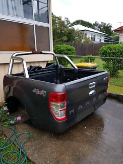 Ford Ranger XLT 17  tray