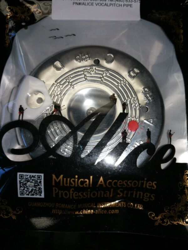 Vocal round 13 Note pitch pipe free shippung in USA