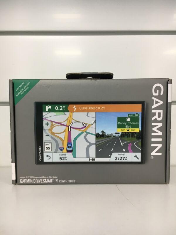 Garmin DriveSmart 71 EX With Traffic Mountable GPS System - NEW!