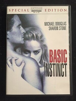 Basic Instinct (Special Edition DVD)