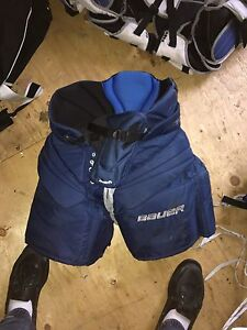 Bauer goalie hockey pants.
