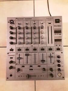 DJM-600 x1 CDJ - 1000MK3 x2