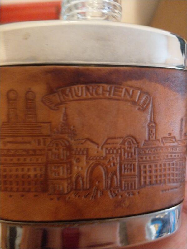 flachmann schnapsflasche München