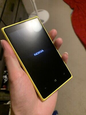 Nokia Lumia 1020 - 32GB - Matte Yellow (AT&T) Smartphone