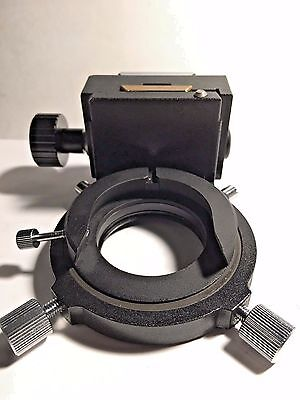 Nikon Condenser Holder For Microphot Microscope