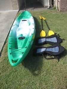Tandem Kayak Nelson Bay Port Stephens Area Preview