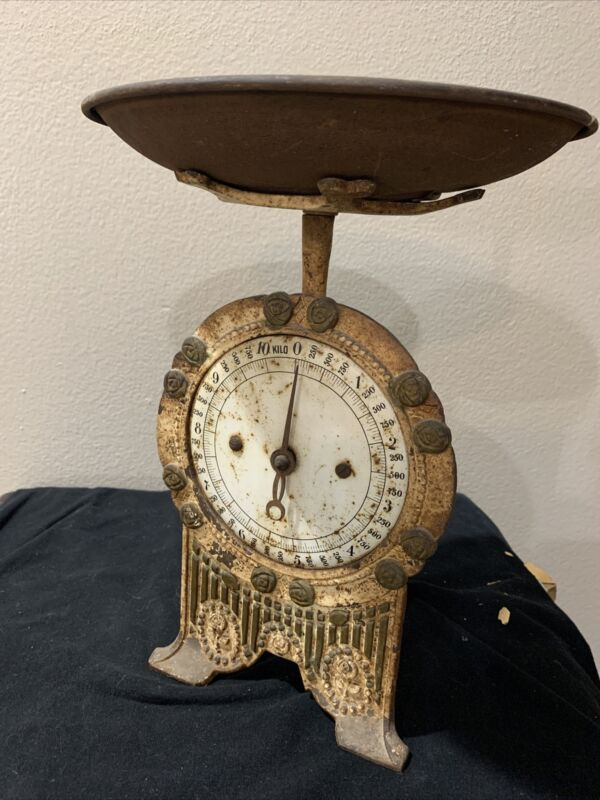 Antique  French Scale