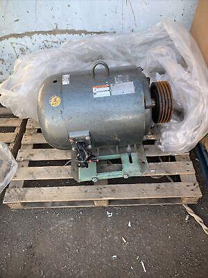 Lincohn Motors Ultimate - E1 Sf4p60t61y 60hp Electric Motor