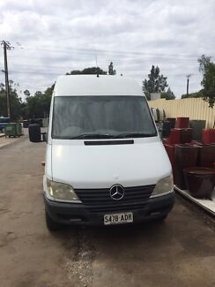 2002 Mercedes Benz Sprinter Van Rosewater Port Adelaide Area Preview