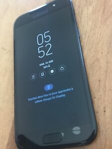 Cellulaire Samsung galaxy A5 Neuf