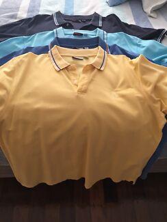 Size XL reserve brand shirts. (4 shirts)