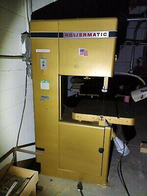 Powermatic Model 81 20 Vertical Bandsaw