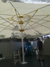 UMBRELLA 7 BY 7 MITER ROUND EXTRA HEAVY DUTY NEW Condell Park Bankstown Area Preview