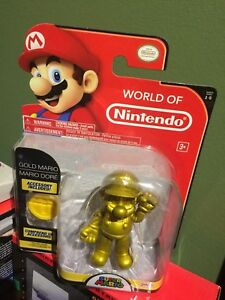 World of Nintendo Gold Mario