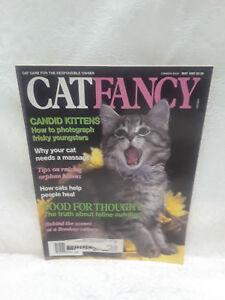 1992 CAT FANCY MAGAZINE - TABBY KITTEN COVER