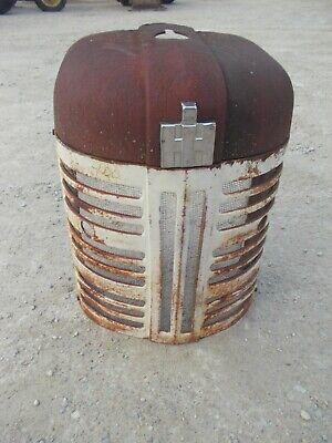Farmall 450 400 Tractor Orignl Factory Ih Ihc Front Nose Cone Grill W Screen