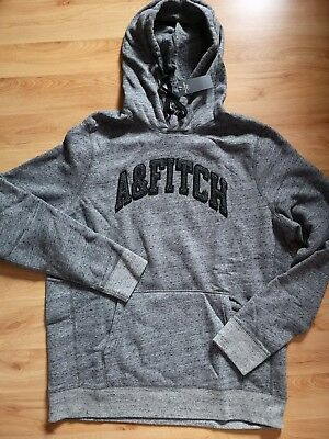 ABERCROMBIE AND FITCH MENS HOODIE JUMPER XXL