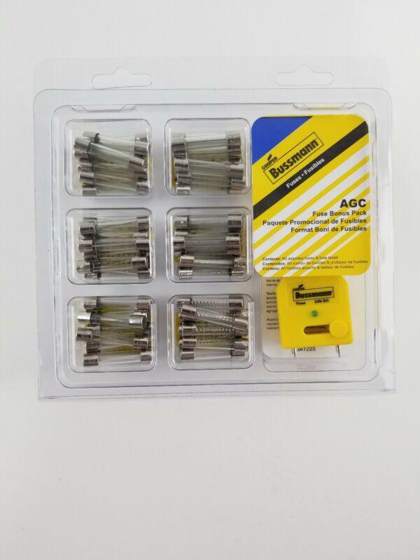 Bussmann AGC Bonus Pack AGC-EK