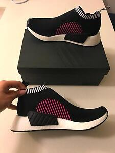 ADIDAS ORIGINALS NMD CS2 PRIMEKNIT SHOES SIZE US 9 BRAND NEW Bondi Junction Eastern Suburbs Preview
